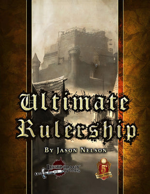 Ultimate Rulership (5E)