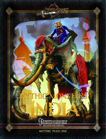Mythic Monsters 41: India