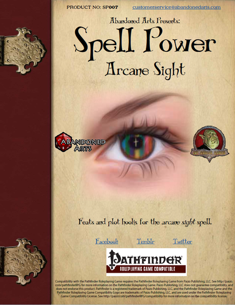 Spell Power - Arcane Sight