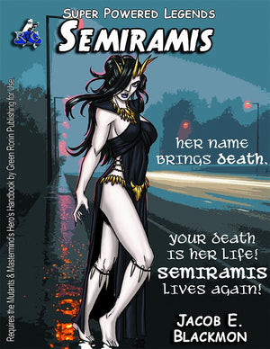 Super Powered Legends: Semiramis