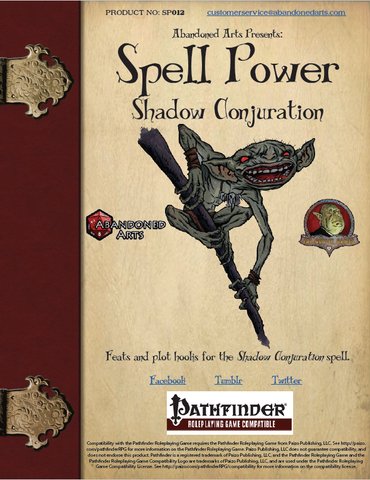 Spell Power - Shadow Conjuration