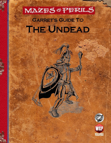 Garret's Guide to the Undead