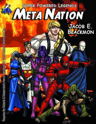Super Powered Legends: Meta Nation