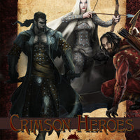 Crimson Heroes: Pregenerated Characters