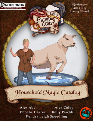 Letters from the Flaming Crab: The Household Magic Catalog
