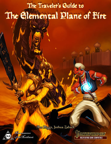 The Traveler's Guide to the Elemental Plane of Fire