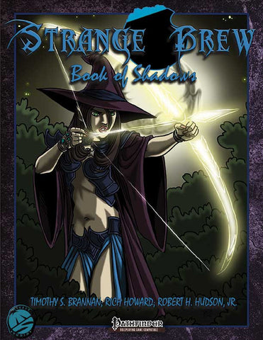 Strange Brew: Book of Shadows