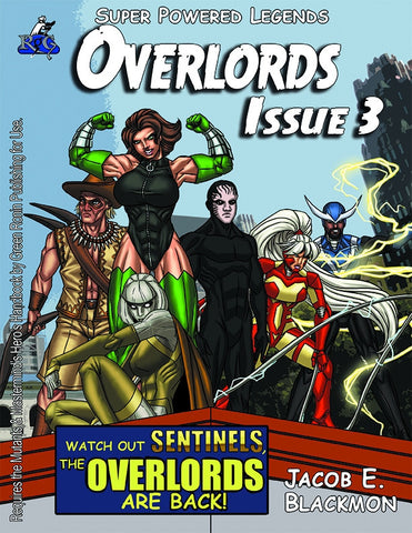 Super Powered Legends: Overlords III