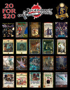 20 for 20 5E MEGA-BUNDLE III