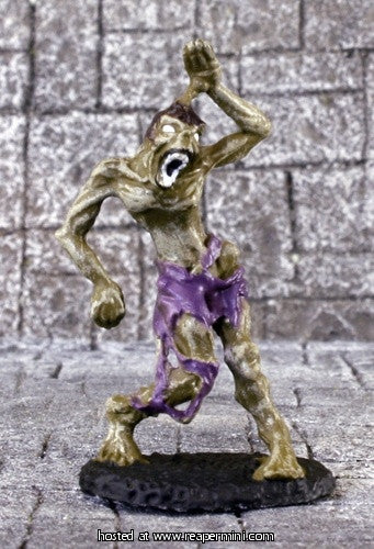 Legendary Encounters Zombie Miniature