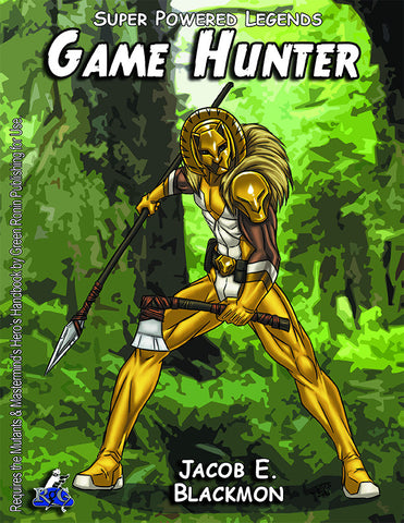 Super Powered Legends: Game Hunter