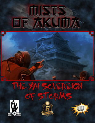 Mists of Akuma - Yai Sovereign of Storms