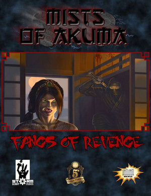 Mists of Akuma - Fangs of Revenge