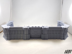 Combat Zone Wall Set