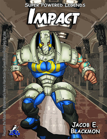 Super Powered Legends: Impact