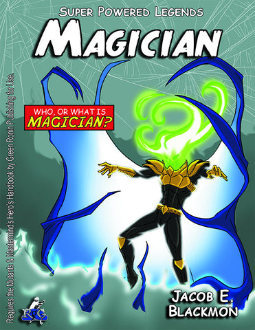 Super Powered Legends: Magician