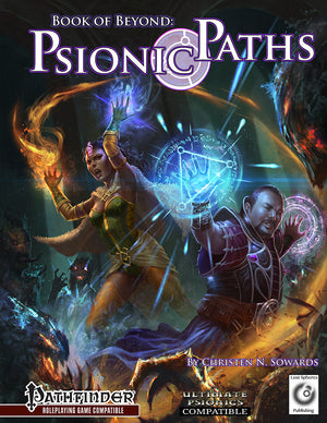 Book of Beyond: Psionic Paths