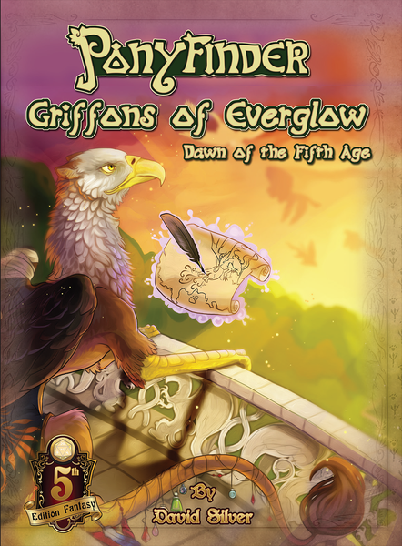 Ponyfinder - Griffons of Everglow (5th Edition)