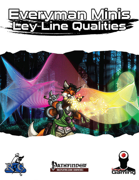 Everyman Minis: Leyline Qualities