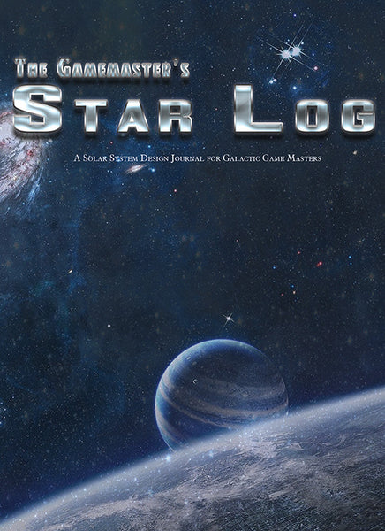 The Gamemaster's Star Log