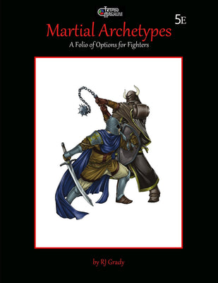 Martial Archetypes (5e)