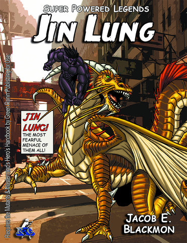 Super Powered Legends: Lin Jung