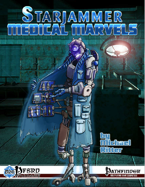 Starjammer: Medical Marvels