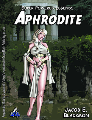 Super Powered Legends: Aphrodite