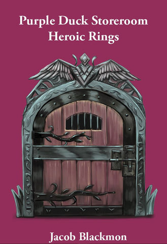 Purple Duck Storeroom: Heroic Rings