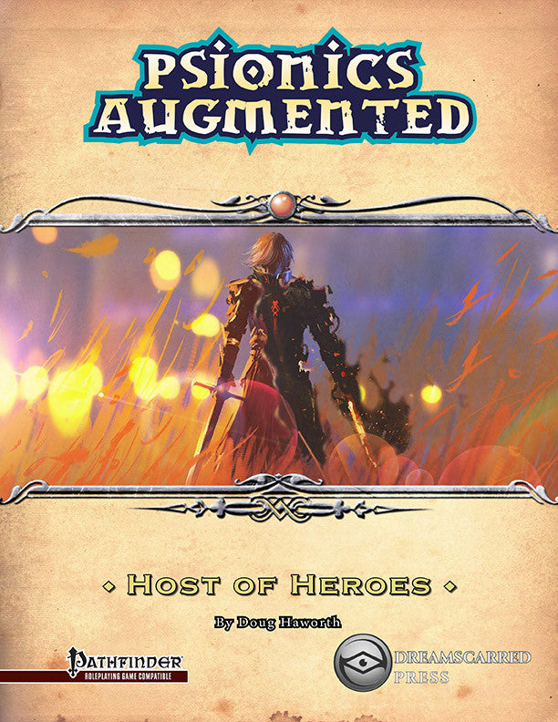 Psionics Augmented: Host of Heroes