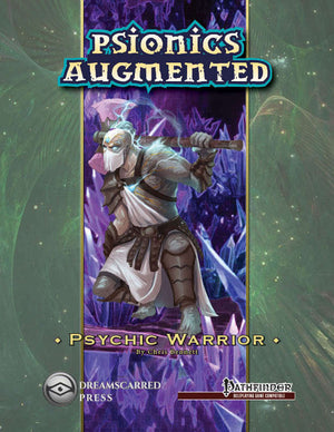 Psionics Augmented: Psychic Warriors