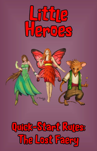 Little Heroes: The Lost Faery