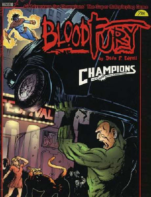 Bloodfury (4th Edition)