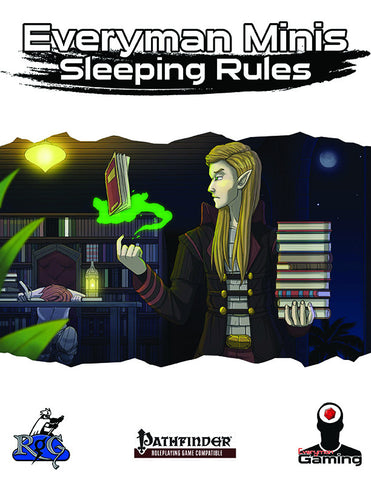 Everyman Minis: Sleeping Rules