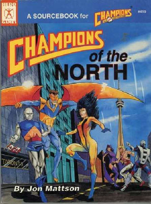 Champions of the North (4th Edition)