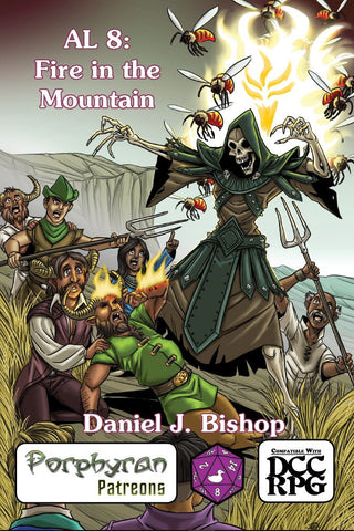 AL 8: Fire in the Mountains (DCC)