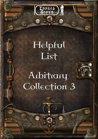 Helpful List Arbitrary Collection 3