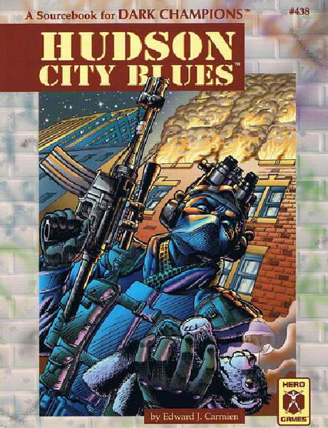 Hudson City Blues (4th Edition)