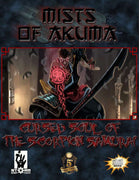 Mists of Akuma - Cursed Soul of the Scorpion Samurai
