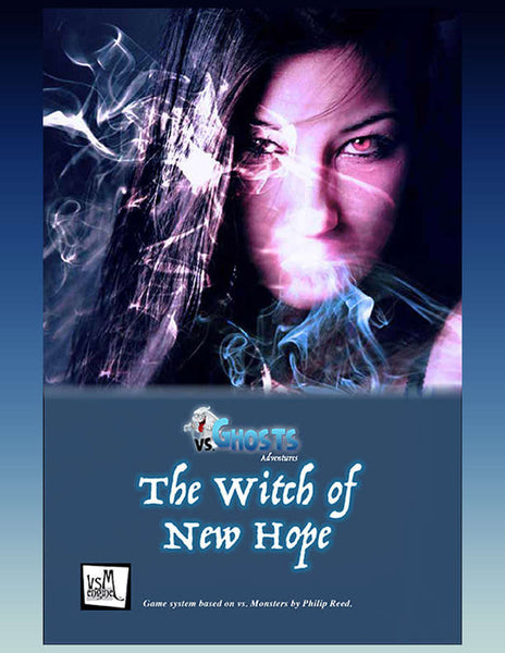 Vs Ghosts Adventure: The Witch of New Hope