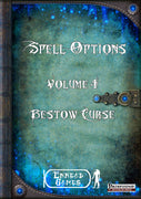 Spell Options 4 - Bestow Curse