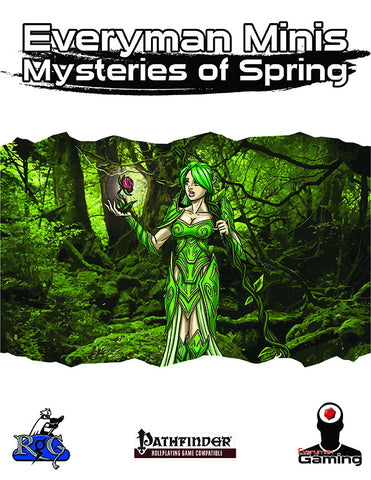 Everyman Minis: Mysteries of Spring