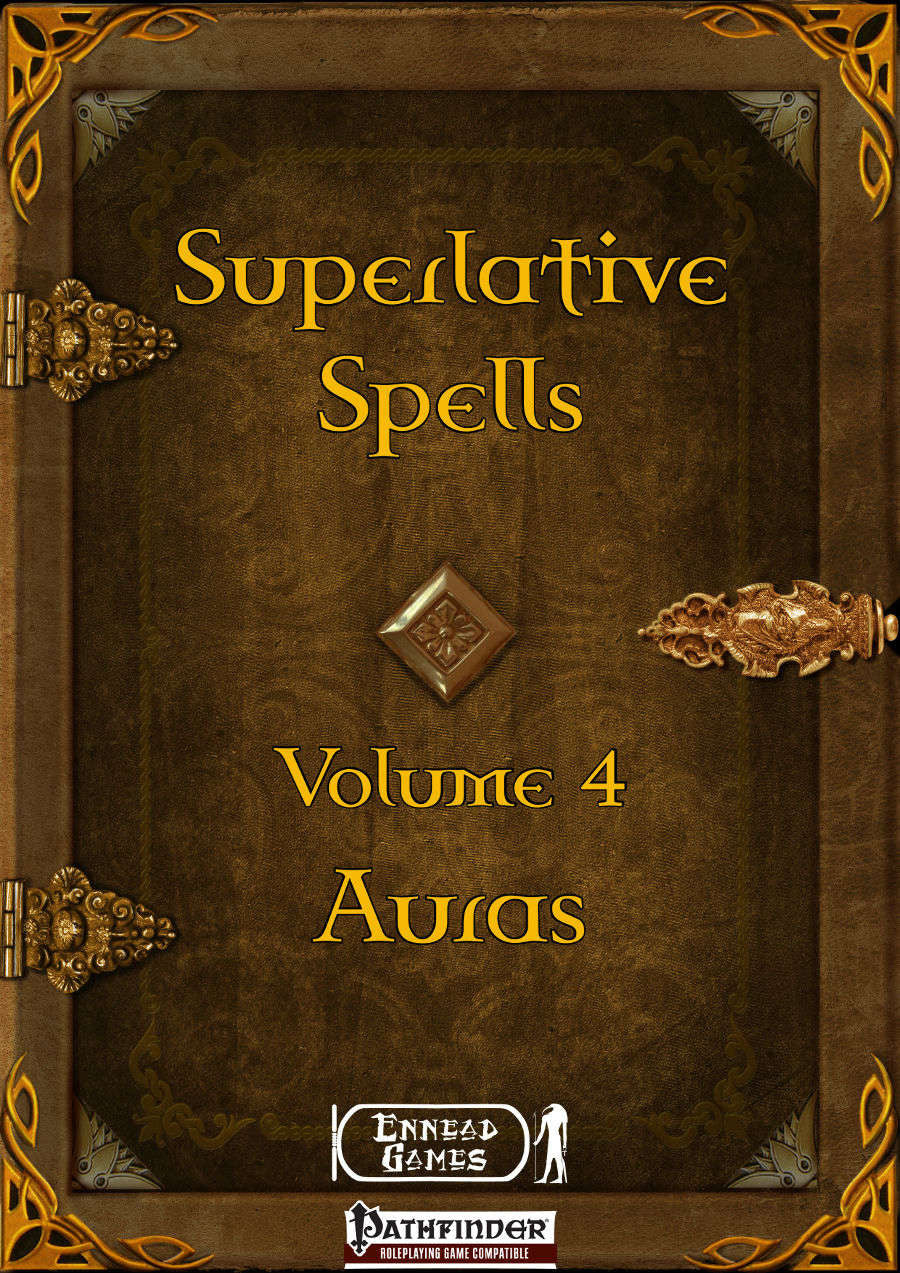 Superlative Spells 4 - Auras