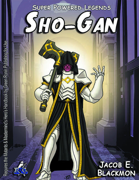Super Powered Legends: Sho-Gan