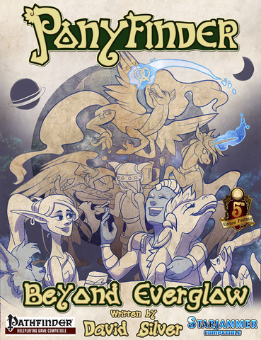 Ponyfinder: Beyond Everglow