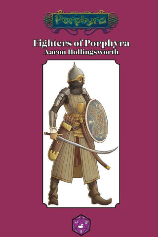 Fighters of Porphyra