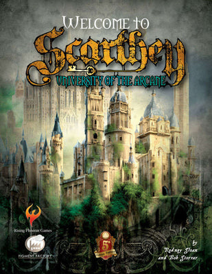 Welcome to Scarthey (D&D 5e)