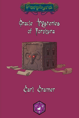 Oracle Mysteries of Porphyra
