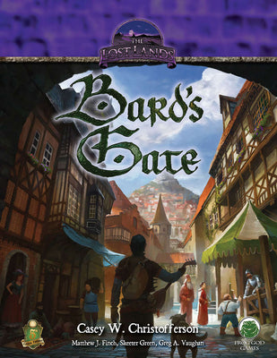 The Lost Lands: Bard's Gate - The Riot Act (5e)