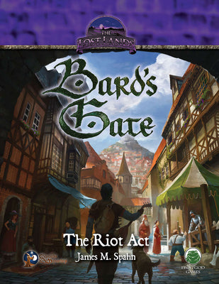 The Lost Lands: Bard's Gate - The Riot Act (SW)